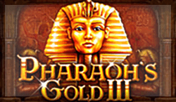 Игровой автомат Pharaon`s Gold III