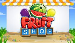играть в Fruit shop бесплатно