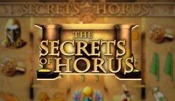 играть в Secrets of Horus бесплатно